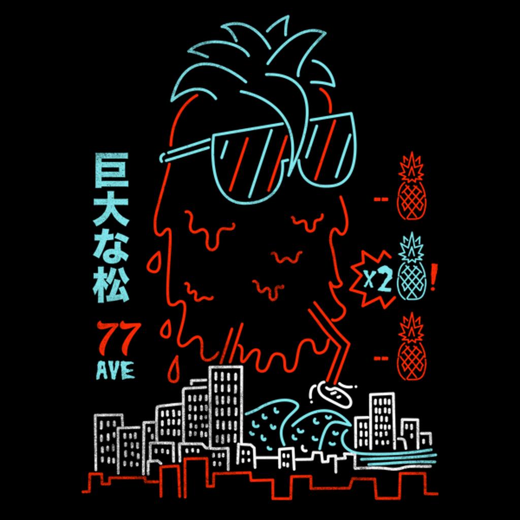 NeatoShop: Invasion Pineapple