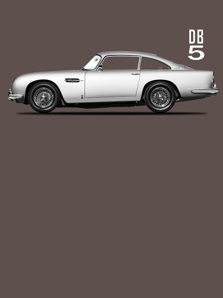 RedBubble: The 1964 DB5