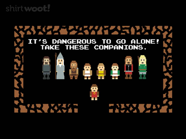 Woot!: 8 Bit Fellowship