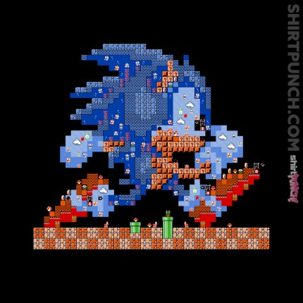 ShirtPunch: Sonic Maker