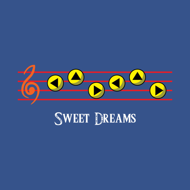 TeePublic: Sweet Dreams