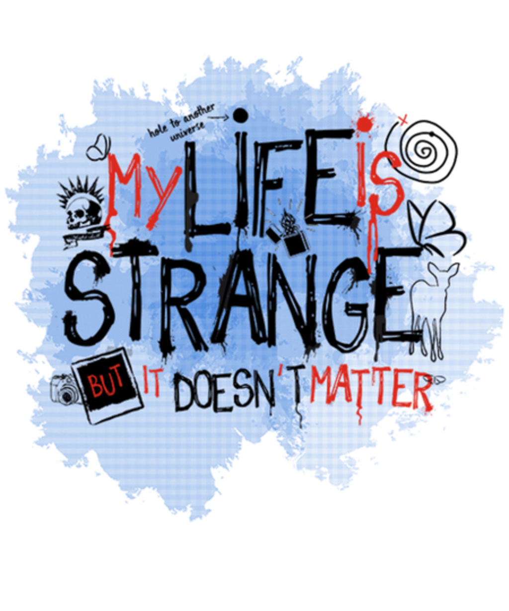 Qwertee: my life is strange