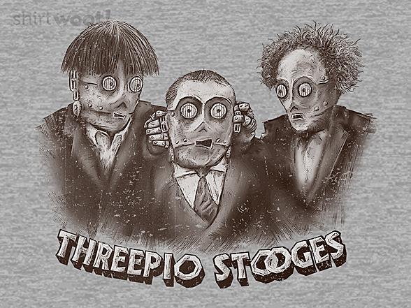 Woot!: Threepio Stooges