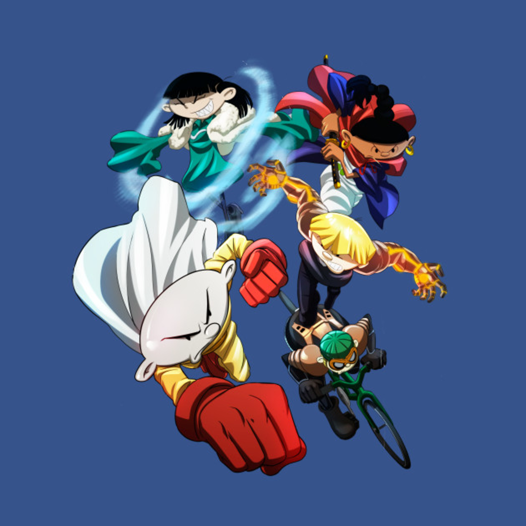 TeePublic: KND One Punch