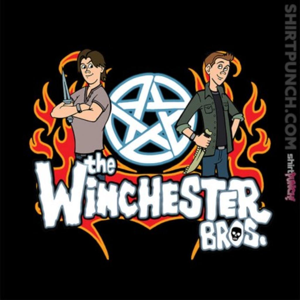 ShirtPunch: Winchester Bros
