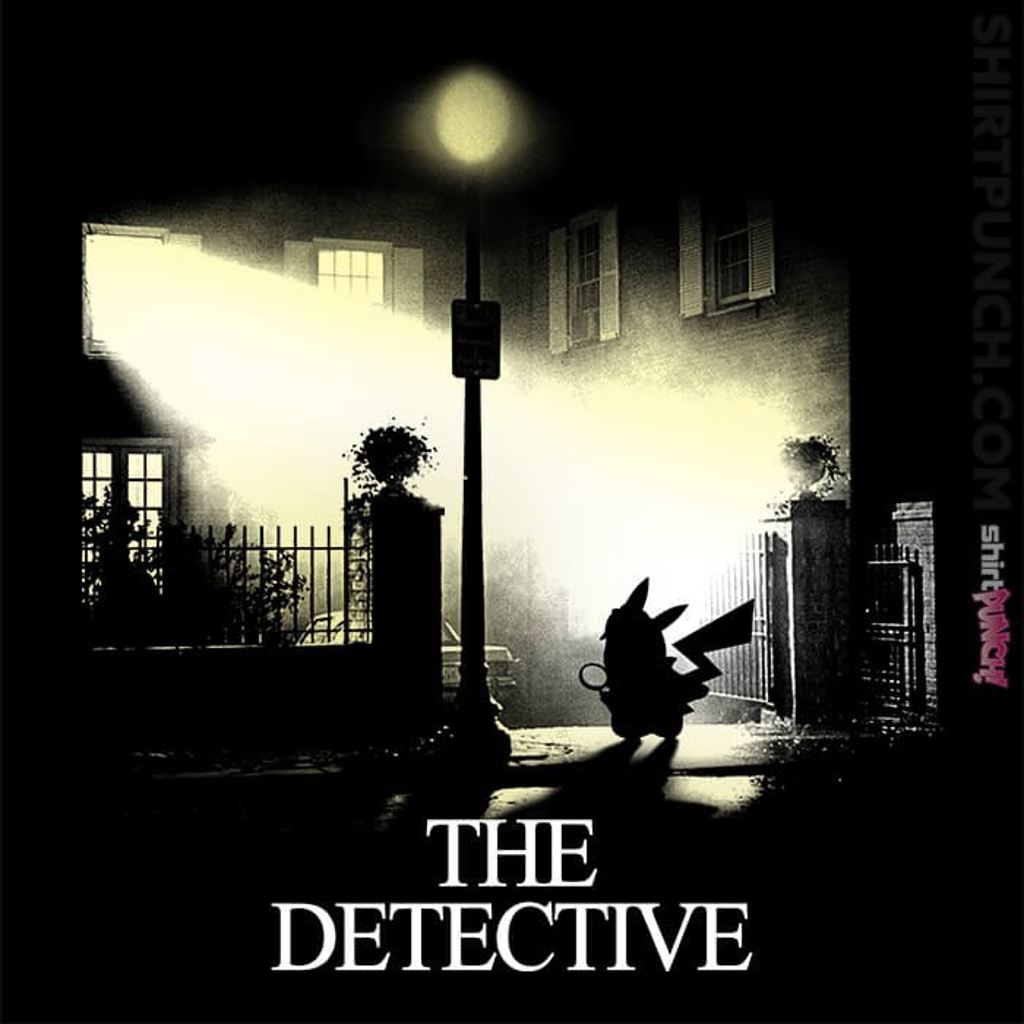 ShirtPunch: The Detective