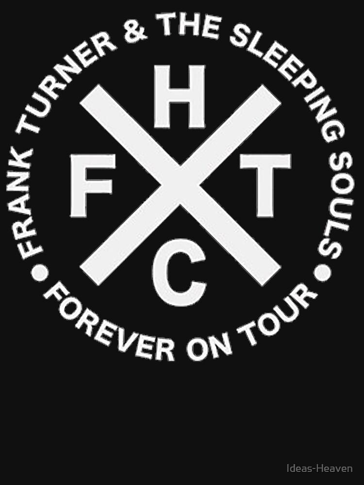 RedBubble: Frank Turner - Forever On Tour Artwork