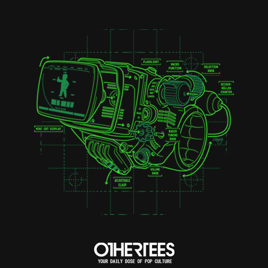 OtherTees: Blueprint Mark IV