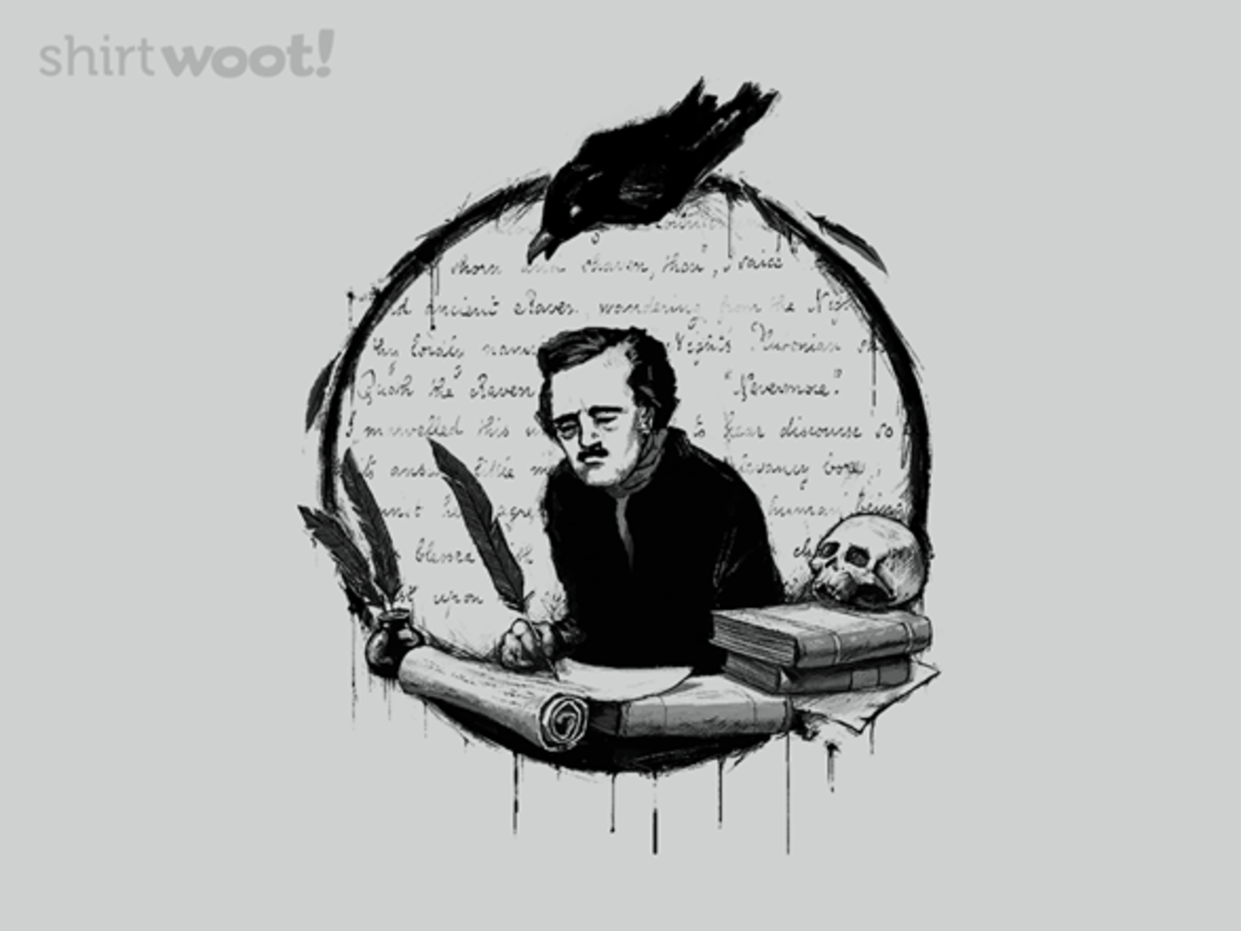 Woot!: A Raven and His Writer