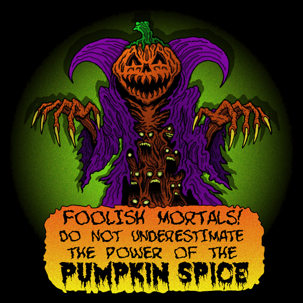 NeatoShop: Pumpkin Spice