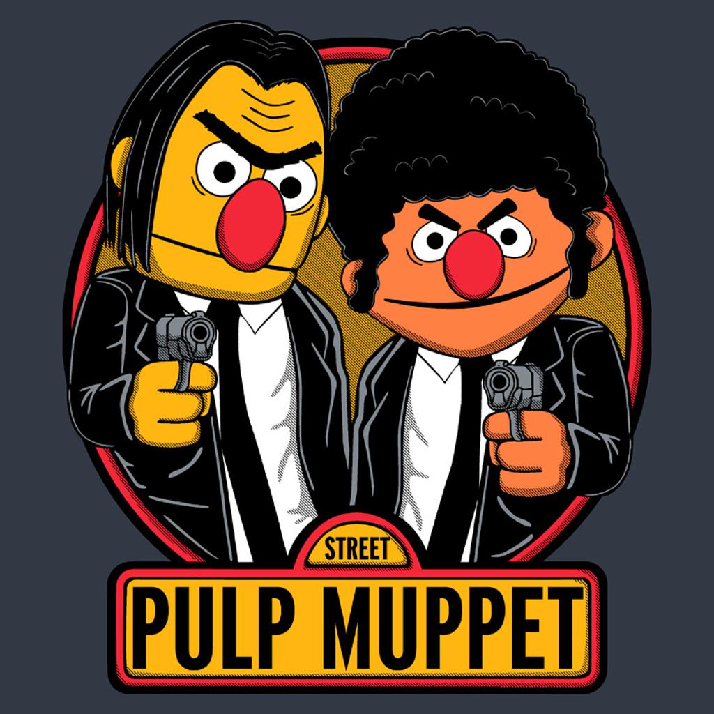 Pampling: Pulp Muppet
