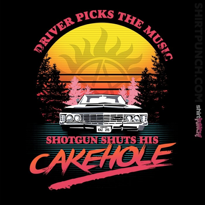 ShirtPunch: Cakehole