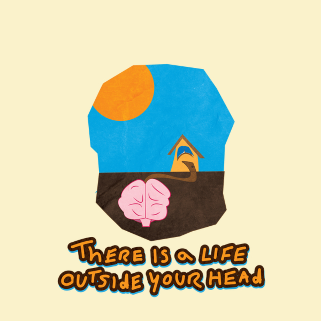 NeatoShop: There Is a Life Outside Your Head