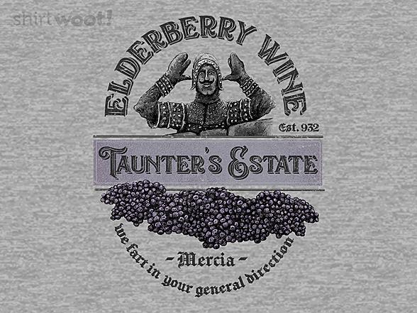 Woot!: Taunter's Estate Vineyards