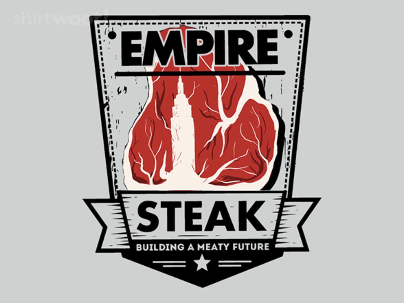 Woot!: Empire Steak Building - $15.00 + Free shipping