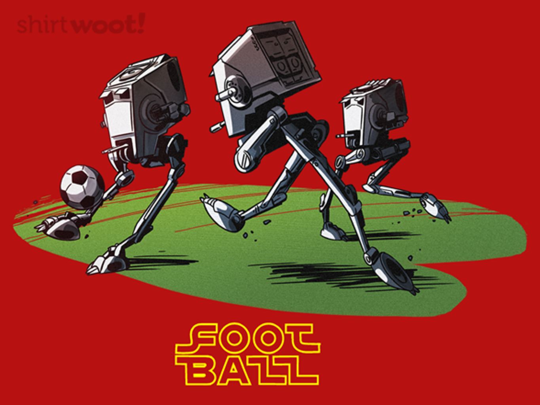 Woot!: AT ST soccer