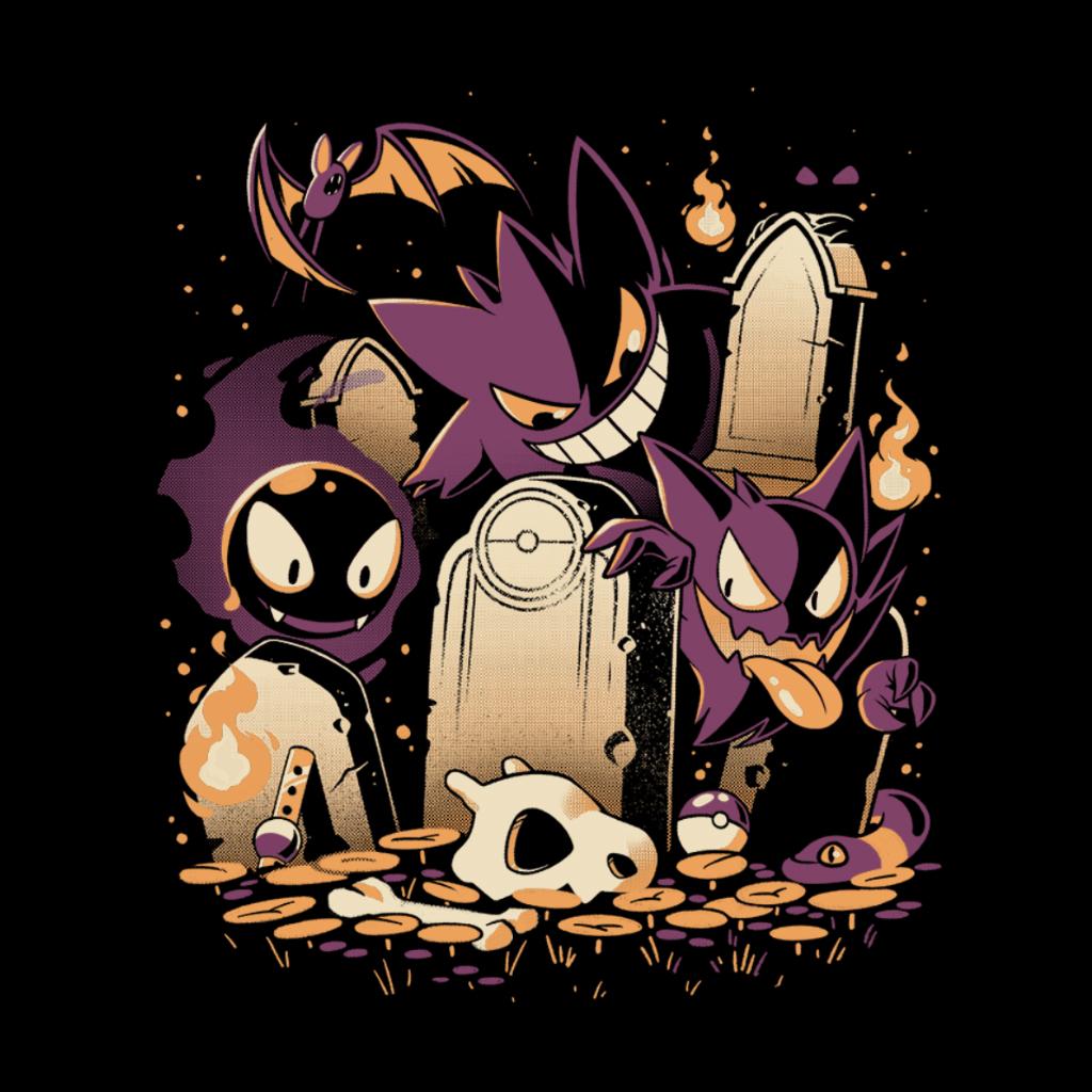 TeeTee: Ghosties