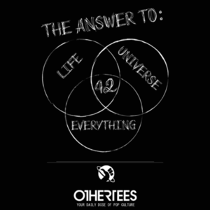 OtherTees: Diagram of Everything