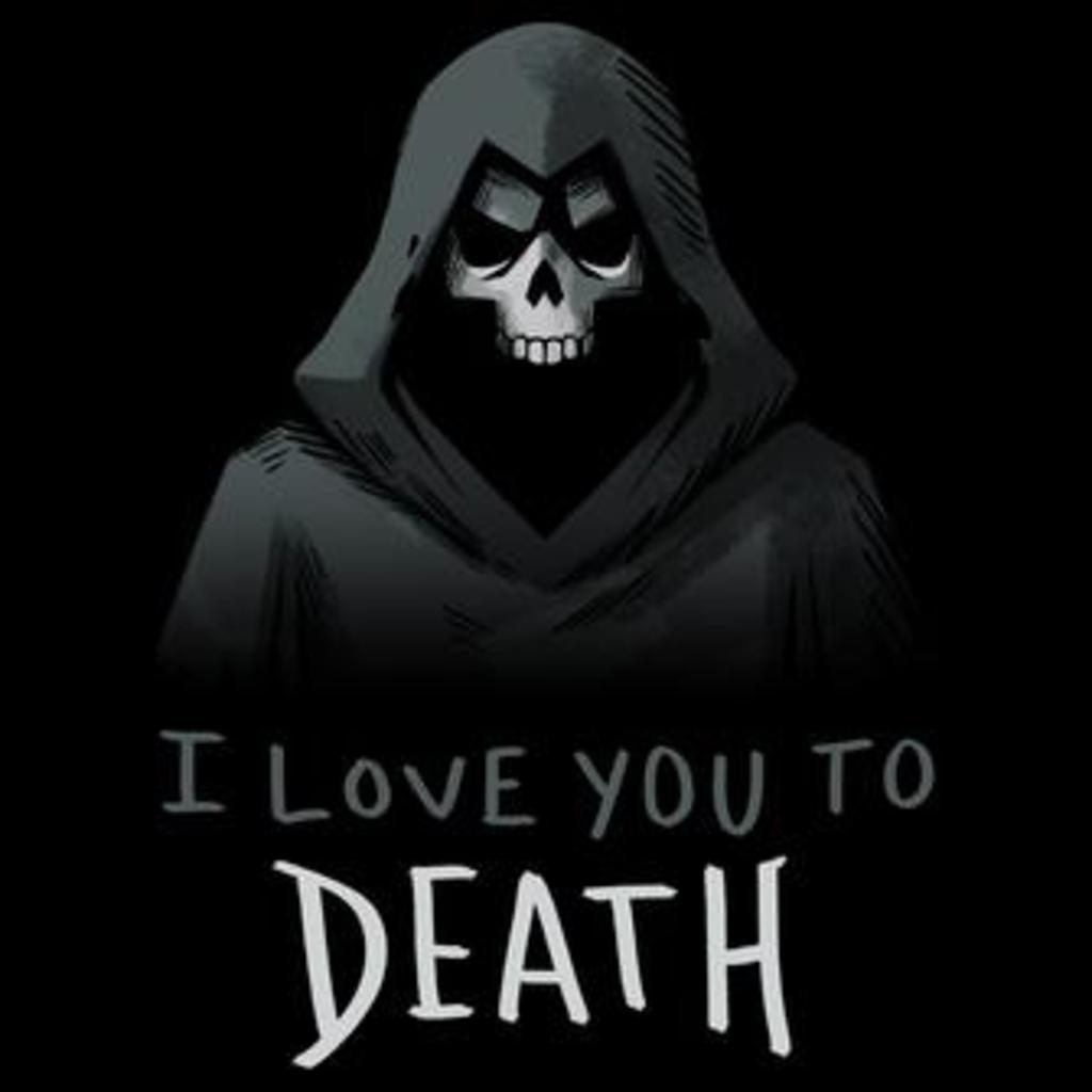 TeeTurtle: I Love You To Death