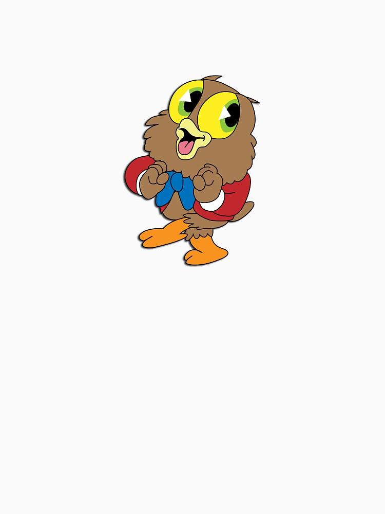 RedBubble: OWL JOLSON 2