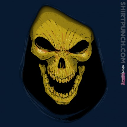 ShirtPunch: Face of Evil
