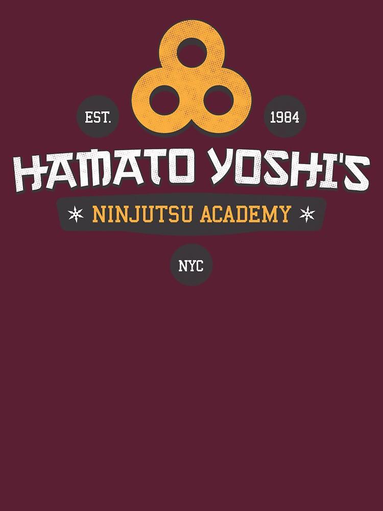RedBubble: Hamato Yoshi's Ninjutsu Academy