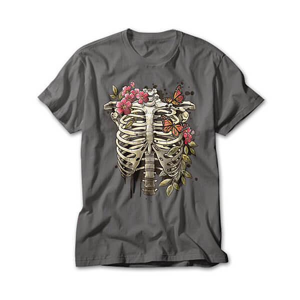 OtherTees: Spring skeleton