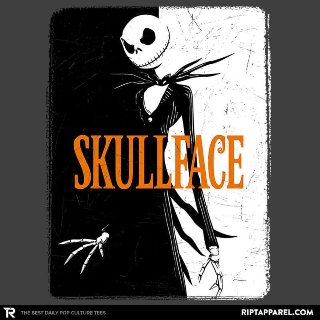 Ript: SKULLFACE