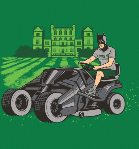 BustedTees: BatMowbile