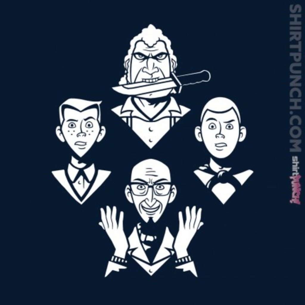 ShirtPunch: Super Science Rhapsody