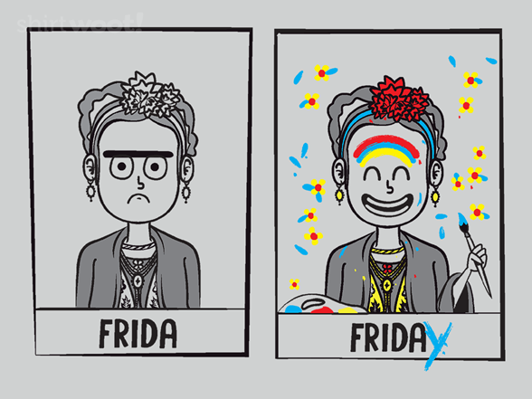 Woot!: Friday Is Come