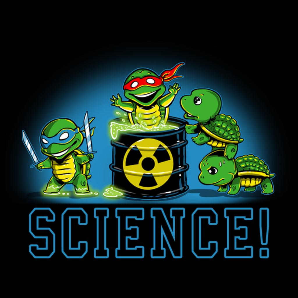 NeatoShop: Science!