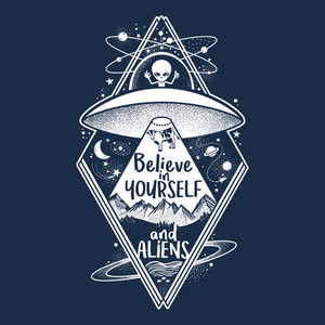Wistitee: Believe In Yourself And Aliens