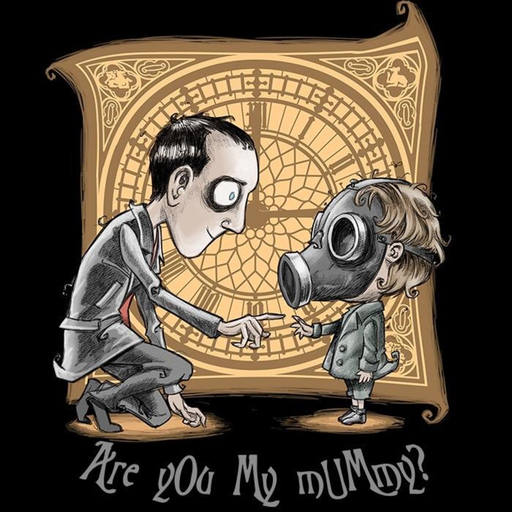We Heart Geeks: I'm Not Your Mummy