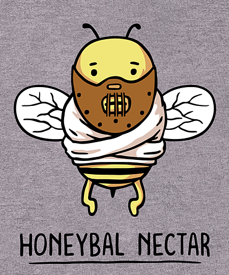 Qwertee: The Silence of the Bees