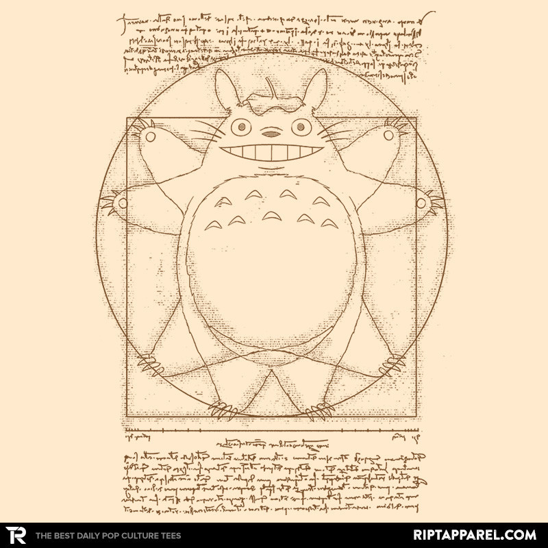 Ript: Vitruvian Neighbor