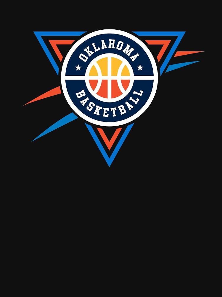RedBubble: Oklahoma City Thunder Basketball