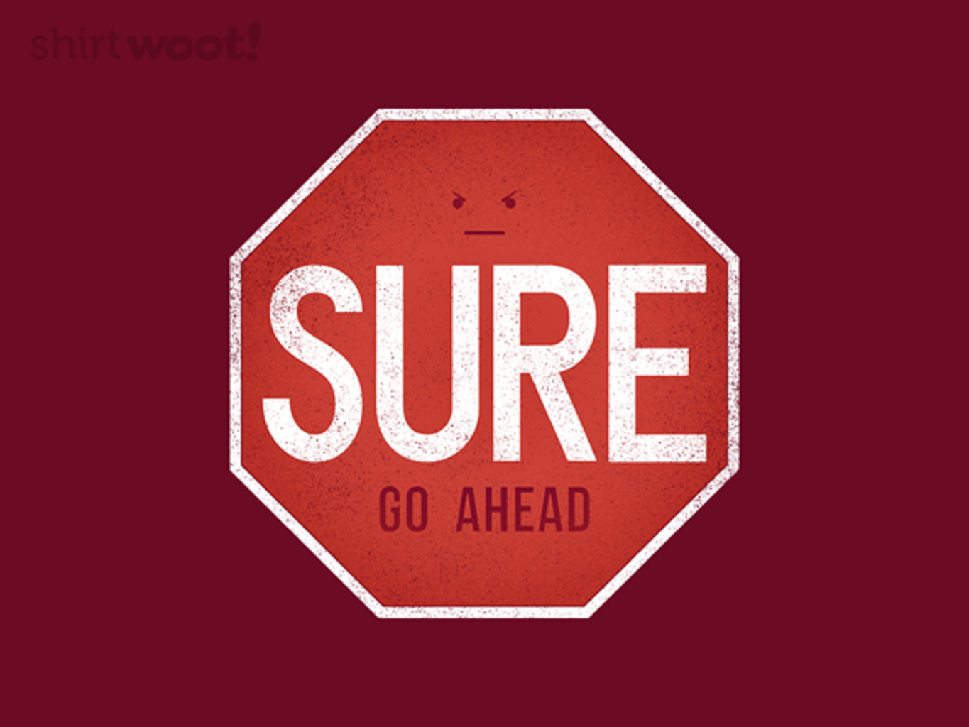Woot!: Stop Here for Sarcasm - $15.00 + Free shipping