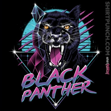 ShirtPunch: Rad Panther