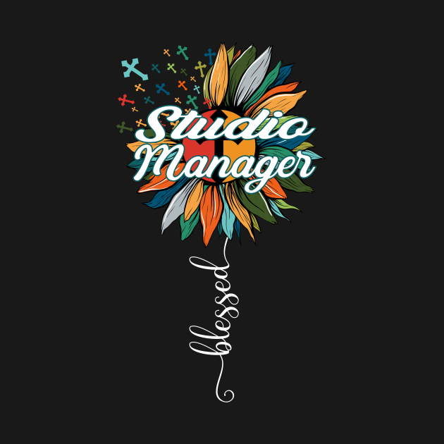 TeePublic: Blessed Studio Manager