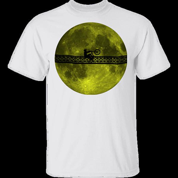 Pop-Up Tee: Moonlight Bridge Ride