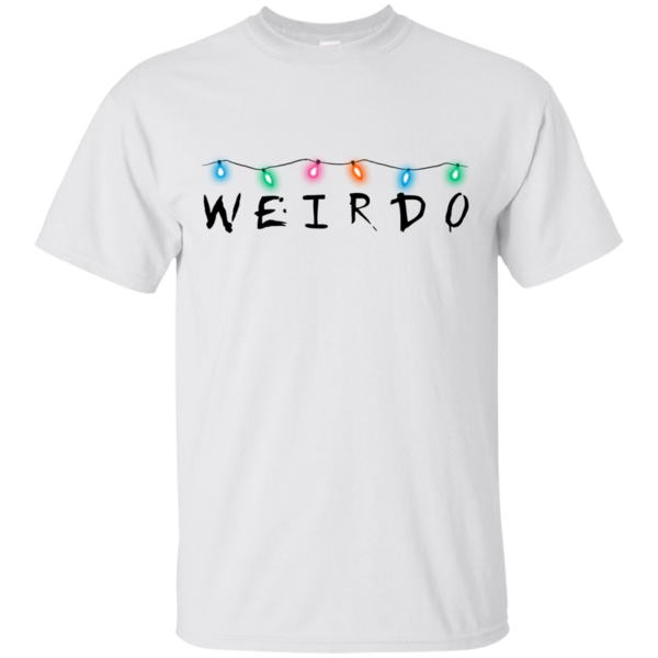 Pop-Up Tee: Weirdo