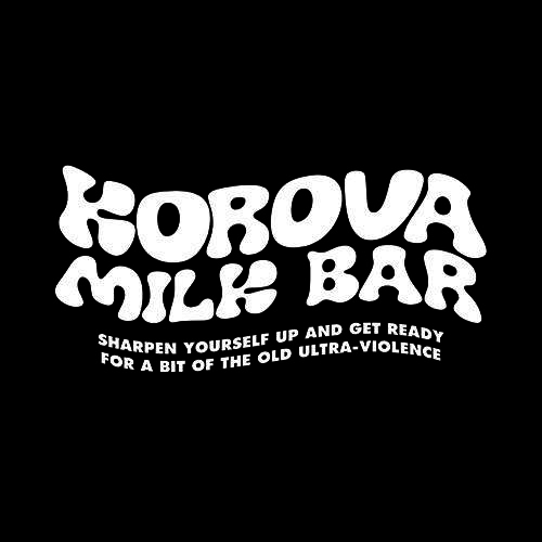 Five Finger Tees: Korova Milk Bar T-Shirt