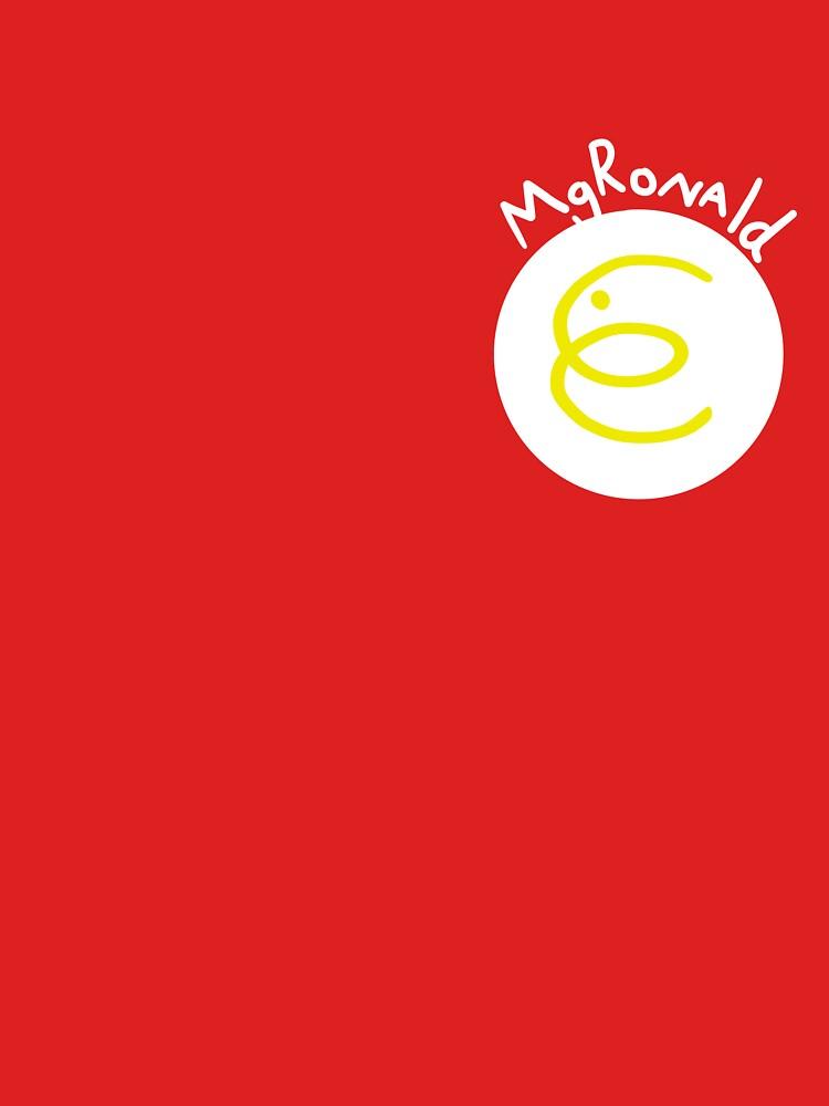 RedBubble: Mgronalds