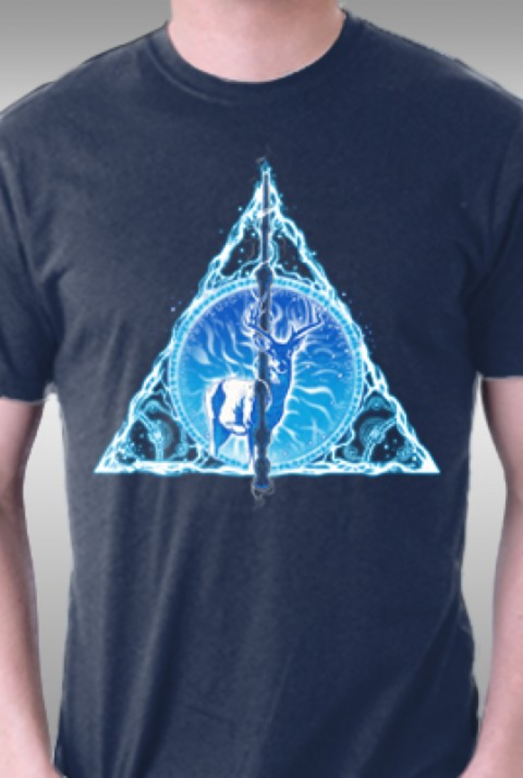 TeeFury: Hallowed Stag