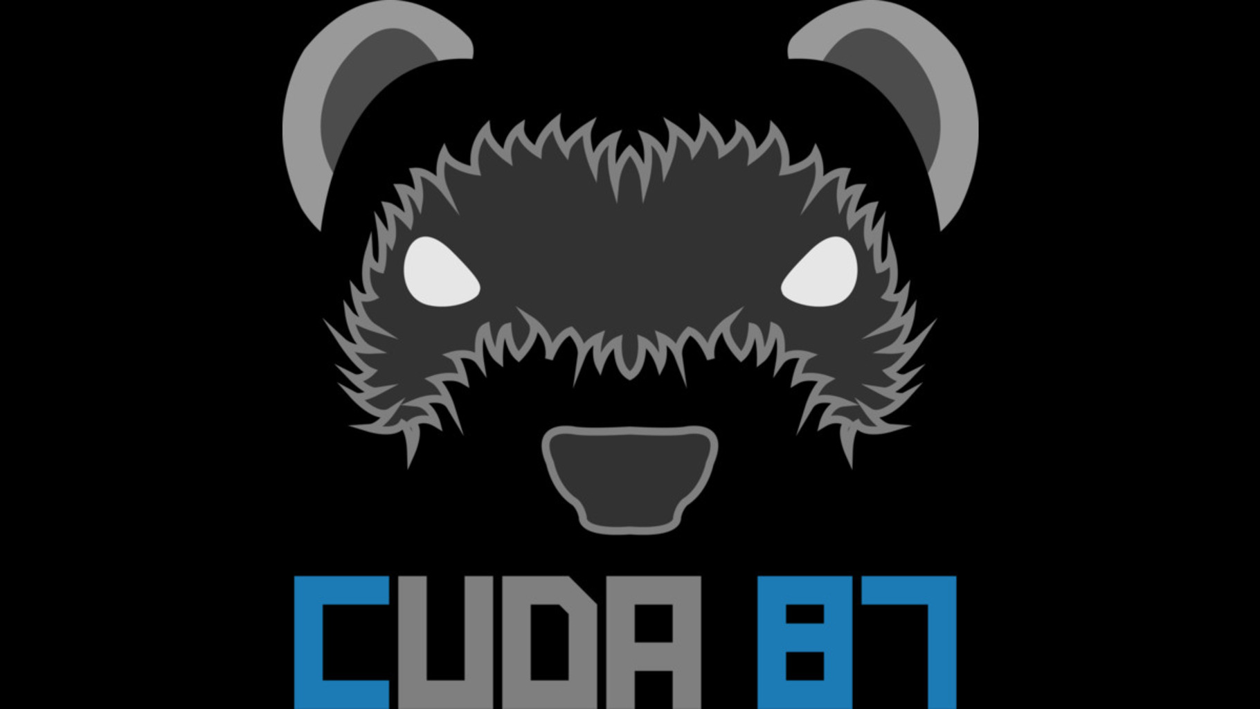 "Design by Humans: ""Cuda87"" Badass Ferret"