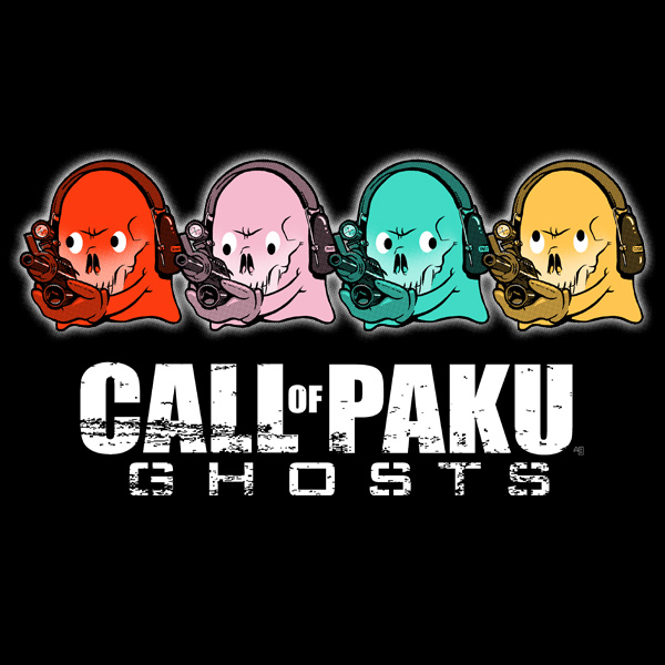 GraphicLab: Call Of Paku : Ghosts