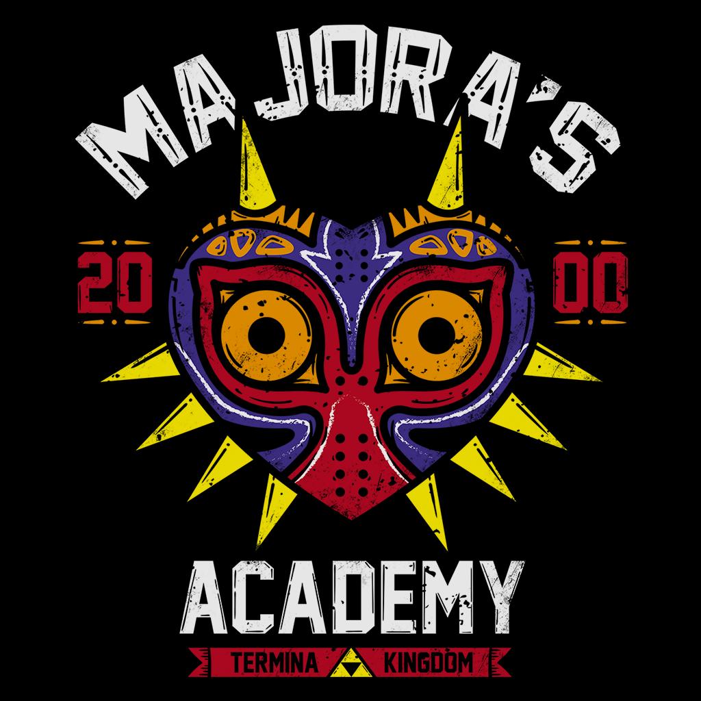 Pop-Up Tee: Majoras Academy