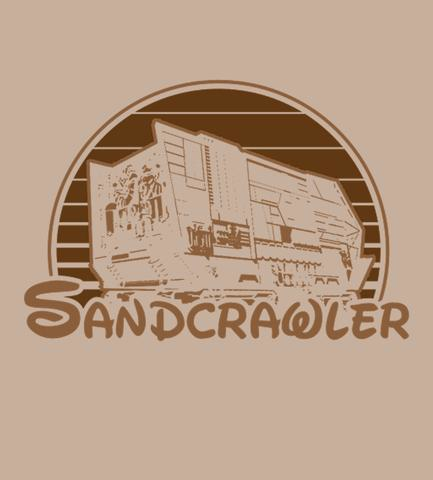 Shirt Battle: Sandcrawler