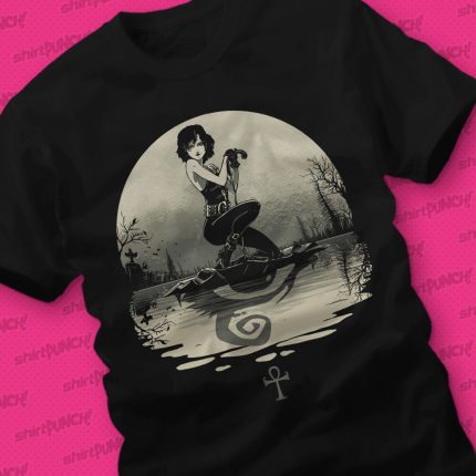 ShirtPunch: Sailing With Death